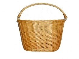 Electra Basket Front Wicker Basket QR