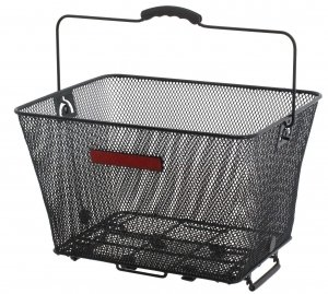 Mesh Q/R Rack Top Basket